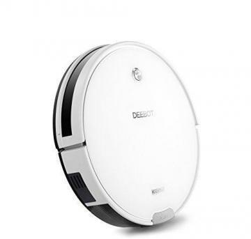 ecovacs deebot m82 roboter staubsauger platz 4. Black Bedroom Furniture Sets. Home Design Ideas