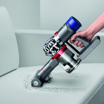 Dyson V8 Animal+ Test 4